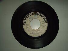 """Raoul Casadei / Gli Alunni Del Sole -Disco Vinile 45 Giri 7"""" Ed.Promo Juke Box"""