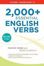2,000+ Essential English Verbs (ESL)-ExLibrary