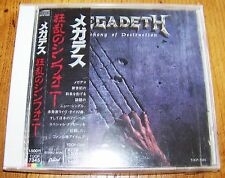 MEGADETH  Symphony of Destruction Japan Edition - CD