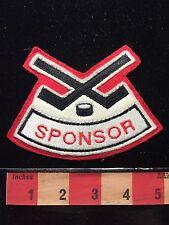 HOCKEY SPONSOR Patch 68WD