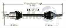 New CV Drive Axle Shaft Fits Honda Prelude 1981-82 Front P