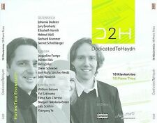 NEW - Dedicated to Haydn: 18 Piano Trios