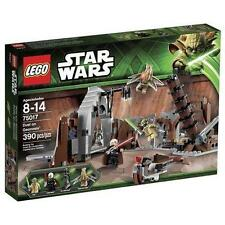 LEGO Star Wars Duel on Genosis 75017. Yoda, Count Dooku, FA-4 Droid. NEW SEALED