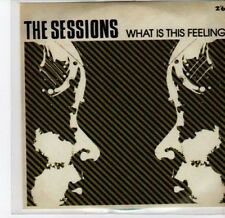 (BY873) The Sessions, What Is This Feeling - 2007 DJ CD