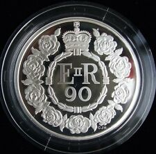 *HOT ITEM* The Queen's 90th Birthday 2016 UK £5 Silver Proof Coin