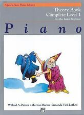 Alfreds Basic Piano Course Theory Book C by Paperback