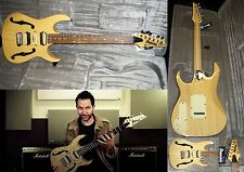 IBANEZ Premium Paul Gilbert Signature PGM 80P-NT-Limited Edition!!!