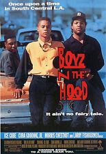 Boyz n el capó: Movie Poster: Laminado: A4:!!! Compre 2 lleve 3 Gratis!!!