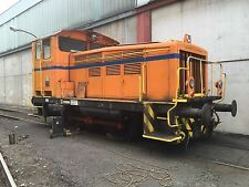 Lokomotive Werkslokomotive echte Lok Jung Jungenthal 40 t (inc Mwst.)