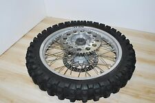 98-06 2003 YZ250 YZ125 YZ250F EXCEL REAR WHEEL RIM ASSEMBLY HUB SPROCKET TIRE