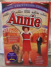 Annie (DVD, 2004, Special Anniversary Edition) RARE MUSICAL 1982 BRAND NEW