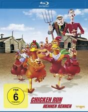 CHICKEN RUN  animated movie  Blu Ray - Sealed Region B for UK