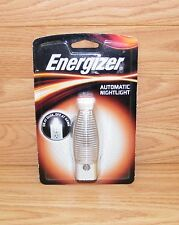 Genuine Energizer 1 Plug in Automatic Nightlight - On at Dusk Off at Dawn *NEW*