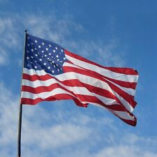3'x5' FT Polyester American Flag USA Stars Stripes High Quality Outdoor Indoor