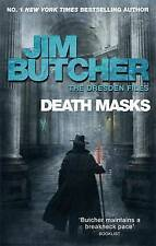 Death Masks: The Dresden Files, Book Five: 5, Butcher, Jim, Acceptable, Paperbac