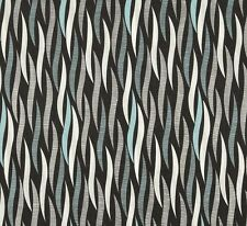 Camelot - London Fog Collection- Ruche in Iron Cotton Fabric By the Yard    B2