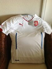 Puma Czech Republic Soccer jersey new with tags Size L Men's