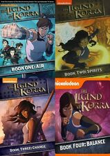 Legend of Korra: Book One, Two, Three, Four: 1, 2, 3, 4: Complete Series Blu-Ray