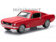 GREENLIGHT 29817 HOBBY EXCLUSIVE 1965 65 FORD T5 MUSTANG 1/64 DIECAST RED