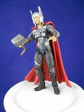 Marvel Universe Thor – Hasbro – N Mint Condition – Loose W/Hammer