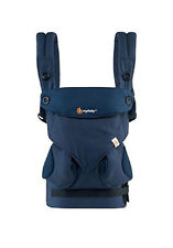 Ergo - Four Position 360 Baby Carrier - Midnight Blue With Boxed