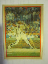 1986 Sportflix #17 Glenn Davis Magic Motion Baseball Card (GS2-b15)