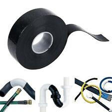 4 Meters Rubber Tape Repair Bonding Self Adhesive Fusing Electrical Wire Hose