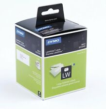 Original Dymo S0722400 99012 Large White 520 Labels for Dymo 400 310 320 330 450