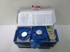 Amann Girrbach Artex Carbon Splitex Platten-Set C *NEU* #3209