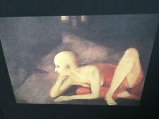 "Norma Bessouet ""We Are Enchanted"" Argentina Modern Art Glass 35mm Slide"