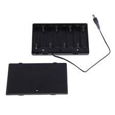 Batteriehalter 8x AA Batteriekasten Batteriefach 8XMignon mit EIN-AUS Schalter