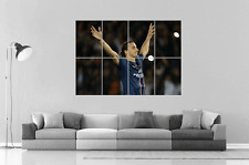 Zlatan IBRAHIMOVIC Wall Art Poster Grand format A0 Large Print 02
