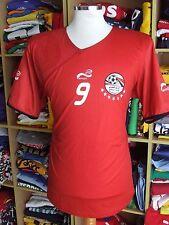 Jersey Egypt National Team Soccer (XL)#9 Zidan Shirt Trikot Bremen Mainz BVB HSV