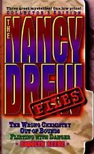 The Nancy Drew Files : The Wrong Chemistry; Out of Bounds; Flirting with Danger…