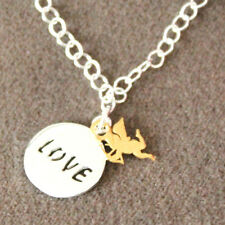 "Plata Esterlina 925 ""Love"" Cupido Pulsera"