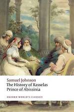 The History of Rasselas, Prince of Abissinia by Samuel Johnson (Paperback, 2009)
