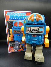 vintage Horikawa Japan MONSTER ROBOT battery operated toy original version MIB !
