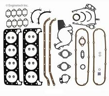 Cadillac V8 472-500 Complete Gasket Set With Seals