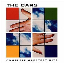 Complete Greatest Hits The Cars CD 2002 Rhino NEW SEALED RARE/OOP FREE USA SHIP