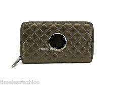 MIMCO REVOLUTION MIM LEATHER WALLET IN CEMENT BNWT RRP$169