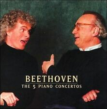 Alfred Brendel Wiener Philh...-Beethoven: The Piano Concertos CD NEW