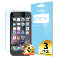 [Spigen Factory Outlet] Apple iPhone 6 / 6S Screen Protector Crystal 3 Package
