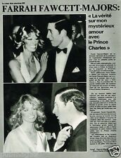 Coupure de Presse Clipping 1978 (5 pages) Farrah Fawcett-Majors