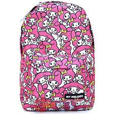 Sanrio My Melody School Backpack All Over Printed Laptop Bag Loungefly Book Bag