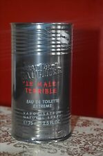 JEAN PAUL GAULTIER LE MALE TERRIBLE EDT EXTREME SPRAY 2.5 FL OZ 75 ML
