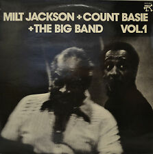 "MILT JACKSON & COUNT BASIE & THE BIG BAND - VOL. 1  12""  LP (P249)"