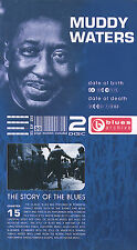 Muddy Waters : The Story Of Blues (2 CD + Booklet)