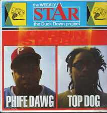"12"" US**PHIFE DAWG / TOP DOG - CABBIN STABBIN (DUCK DOWN '02 / SEALED)***5332"