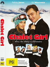 Chalet Girl-2012-Felicity Jones- Movie-DVD