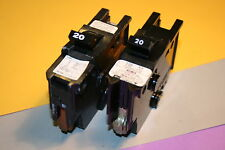 FEDERAL PACIFIC / AMERICAN 20 AMP 1-POLE TYPE NA BREAKER WIDE